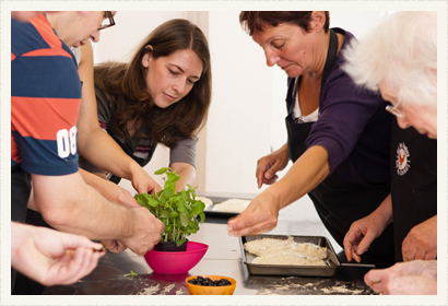 Adult's Cookery Courses