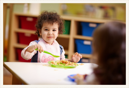 Specialist Nursery Catering
